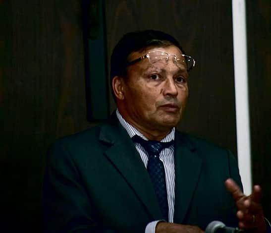 Zé Nelson teria agredido o Repórter durante evento do PMDB. (Foto: Ygor Andrade/DiárioRP)