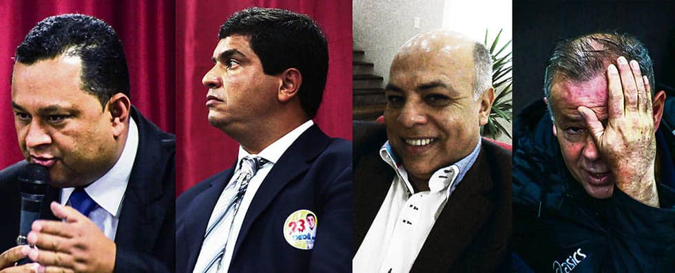 MP pediu a condenação dos políticos envolvidos. (Foto: DiárioRP)