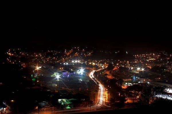 Ribeirão Luz volta a realizar reparos na cidade. (Foto: Gabriel Mazzo/Prefeitura Municipal/DiárioRP)