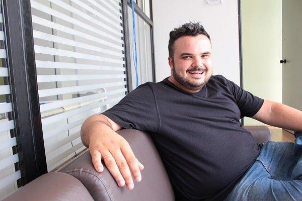 Secretário de Infraestrutura, Diogo Manera, se diz confiante no planejamento para desenvolver bom trabalho à frente da Pasta. (Foto: Ygor Andrade/DiárioRP)